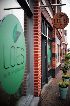 Blog geschreven door Marlow&Eve over LOES